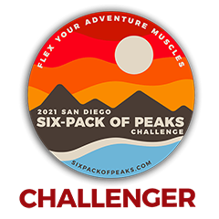 Six-Pack of Peak Challenge