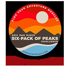 Six-Pack of Peak Challenge